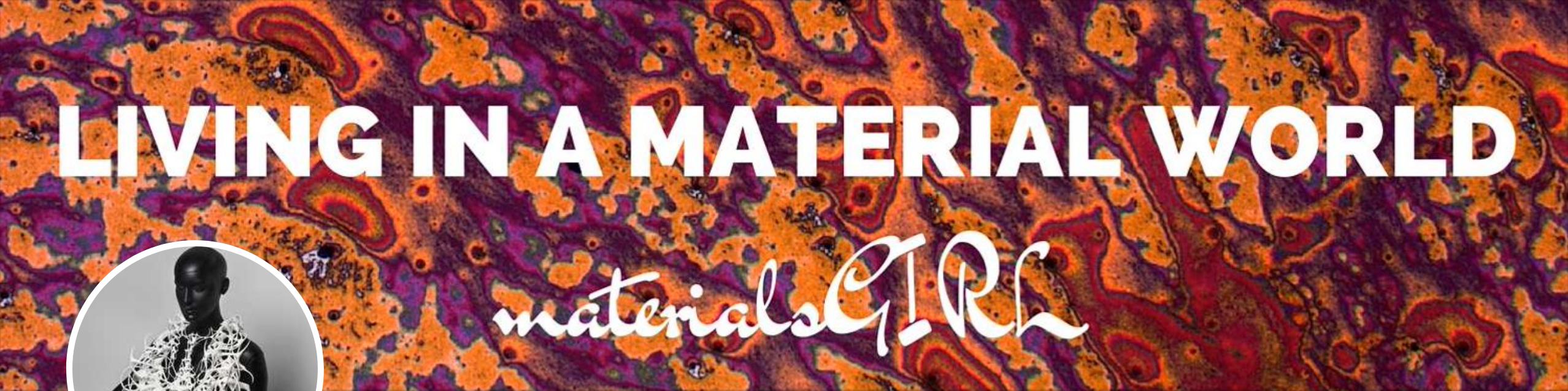 materialsGIRL logo and header